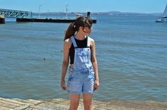OOTD- Every City Was A Gift | oh hey there rachel (dungarees style!) Dungarees, Overalls, Overall Shorts, Lifestyle Blog, Ootd, My Style, Gifts, Beauty, Fashion