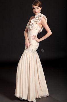Spring Hourglass Ivory Floor Length Misses Sleeveless Velvet Chiffon Fall Long Evening Dress