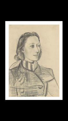 Pablo Picasso - Portrait of Nusch Éluard, May 1941 - Graphite with stumping and touches of scraping and incising on cream on wove paper - 36,9 x 26,2 cm - Art Institute of Chicago