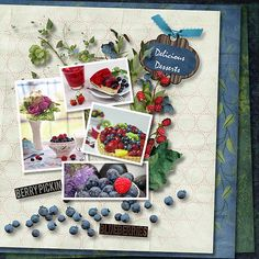 Blueberry Pickin' collection by Aimee Harrison Design Studio http://www.gottapixel.net/store/product.php?productid=10029313&cat=&page=1 https://www.digitalscrapbookingstudio.com/personal-use/bundled-deals/blueberry-pickin-collection/