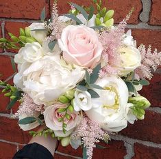 Have a lovely week! Bouquet by Have a lovely week! Bouquet by Floral Wedding, Wedding Colors, Purple Wedding, Our Wedding, Dream Wedding, Wedding Ideas, Bride Bouquets, Purple Bouquets, Blush Bouquet