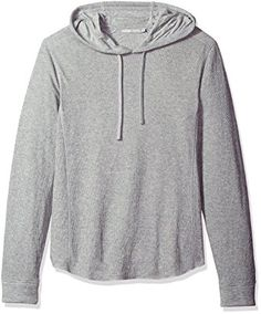 Vince Men's Raw Edge Hoodie Review