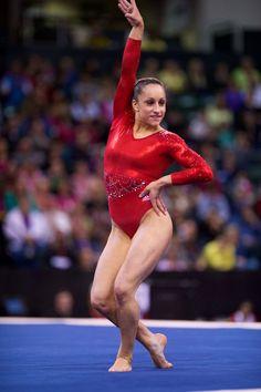 Jordyn Wieber<3 my Idol even tho I don't do gymnastics