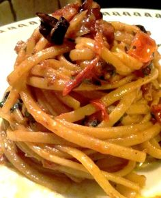 This domain may be for sale! Italian Pasta, Italian Dishes, Pasta Recipes, Cooking Recipes, Best Italian Recipes, Tortellini, I Love Food, Pasta Dishes, Spaghetti