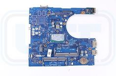 Dell Inspiron 5558 Laptop Motherboard F0FC6 i3 5005U 2.0 GHz Intel Ships Today