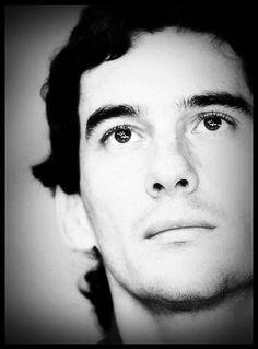 #Senna. #F1