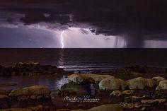Storm on the coast by Marko Korošec on 500px