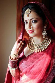 Cheap And Easy Tips: Steampunk Jewelry Diy jewelry indian kundan. Drashti Dhami, Bridal Poses, Indian Bridal Fashion, Star Wars, Bridal Jewelry, Silver Jewelry, Modern Jewelry, Marble Jewelry, Mermaid Jewelry