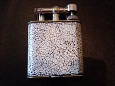 Extremely RARE Large Dunhill Eggshell Lighter Believed to Be by Namiki Artisans | eBay
