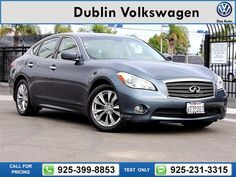 2012 Infiniti M37 Base 40k miles Call for Price 40876 miles 925-399-8853 Transmission: Automatic  #Infiniti #M37 #used #cars #DublinVolkswagen #Dublin #CA #tapcars