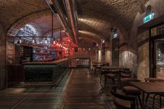 Trafiq Bar, Budapest | We Heart; Lifestyle  Design Magazine