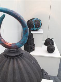 Exhibition shot Art in Clay 2017