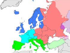 Guía para viajar por Europa
