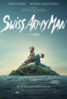 Swiss Army Man (2016) poster