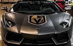 I think they should just give it to Marchy at this point. Golden Knights Hockey, Vegas Golden Knights, Lamborghini Aventador Roadster, Marc Andre, Western Conference, Nice Cars, Ice Hockey, Dog Training, Nhl