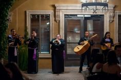 Wedding band for music during the wedding | villasiena.cc