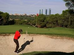 Golf Course Club de Campo Villa de Madrid in Madrid, Spain - From Golf Escapes