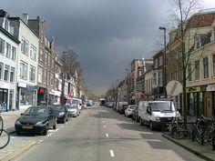 Utrecht, Biltstraat by Rapsak, via Flickr
