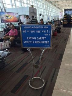 What exactly facilitated the need for this sign? Random Pictures Of The Day – 42 Pics