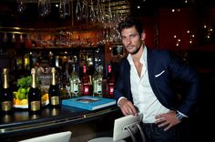 David Gandy Photo - David Gandy At One New Change To Sign Copies Of New Book, David Gandy By Dolce & Gabana