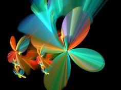 ~~ fractal flowers~~