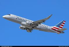 Photo of N205NN Embraer 170-200LR by Mike Barker