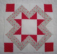 Mystery Quilt #7