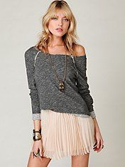 Free People has such great clothes.