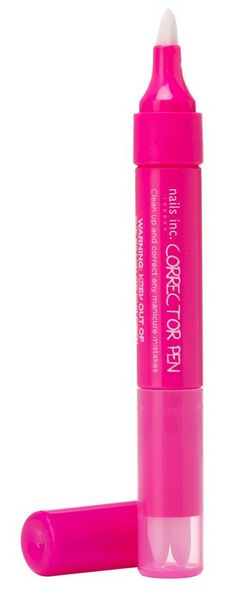 Nail corrector pen... because we all make mistakes