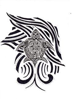 Turtle - graphic design
