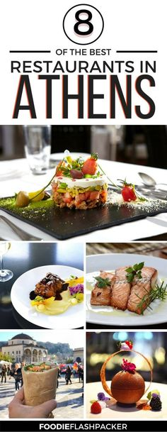 Best Restaurants in Athens, Greece. Whether you're hoping to find the most delicious breakfast or the Athens best restaurant with authentic Greek dishes, this guide will show you where to eat in Athens!