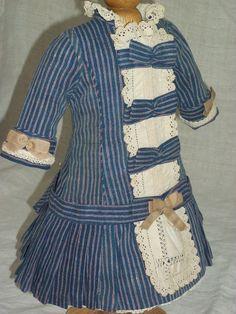 linen doll dress