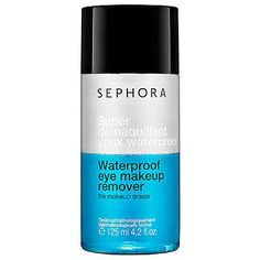 Sephora Eye Makeup Remover, $9.50 from Sephora