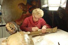 Corso restauro del legno.  www.cerfirenze.it
