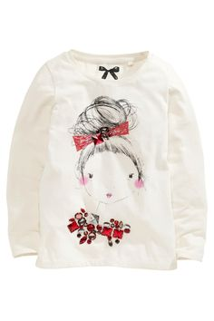 Buy Girl Character T-Shirt (3-16yrs) from the Next UK online shop