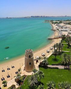 Four Season Hotel #Doha #Qatar @q.p TAG your PHOTOS  #Qatarism