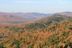 Couleurs de l'automne à Mont Tremblant
