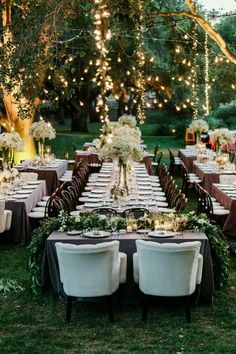 love all the greenery they incorporated.