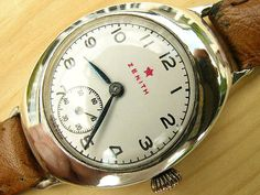 Vintage Zenith Wristwatches For Sale From 1920s   UK Antique Dealer   Vintage Watches