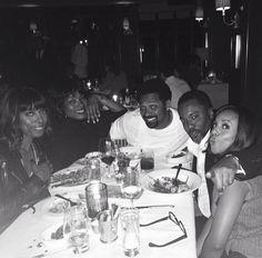 Angela Bassett, Kerry Washington, Mike Epps, Tasha Smith & Lee Daniels