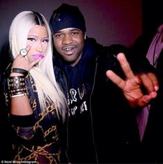 Peace! Last month, the rapper  Nicki Minaj launched her clothing collection for Kmart and shopyourway.com