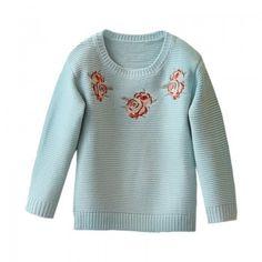 My Garden Cotton Sweater
