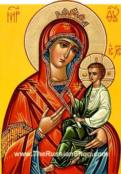 Prayers to the Theotokos for every day of the week - http://www.orthodoxmom.com/2012/08/03/prayers-to-the-theotokos-for-every-day-of-the-week/