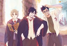 """I needed to draw my favourite delinquents…It's like a blast from the past:"""")"""