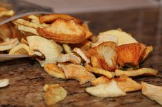 Recipe: Our new favorite snack...Cinnamon Apple Chips Dehydrator recipe