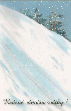 Animovaná vánoční přání | Obrázky, animace ke stažení zdarma Snow, Outdoor, Art, Outdoors, Art Background, Kunst, Outdoor Games, Performing Arts, The Great Outdoors