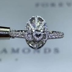 Details about  /925 Sterling Silver Pear Cut White Solitaire Diamond Engagement Wedding Ring 7.8