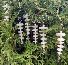 Ornamentos de carámbano de cristal playa