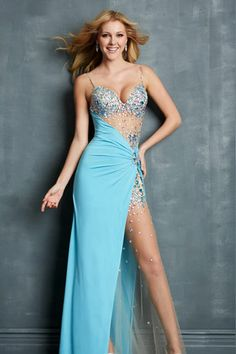 sexy prom dress  #girls #fashion #clothing #partydress