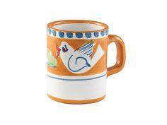 Vietri Uccello Mug